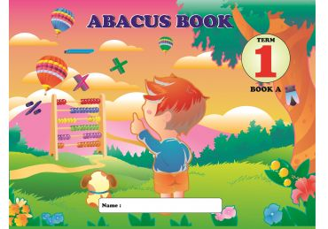 Abacus Book - Term 1 AB Set