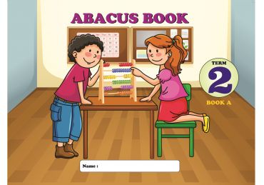 Abacus Book - Term 2 AB Set