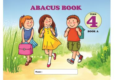 Abacus Book - Term 4 AB Set
