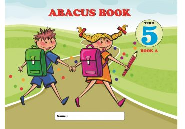 Abacus Book - Term 5 AB Set