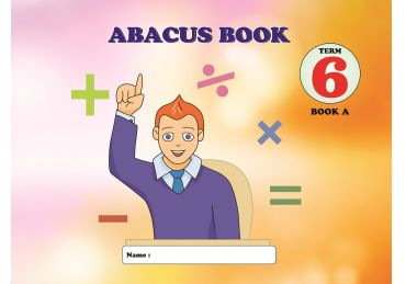 Abacus Book - Term 6 AB Set