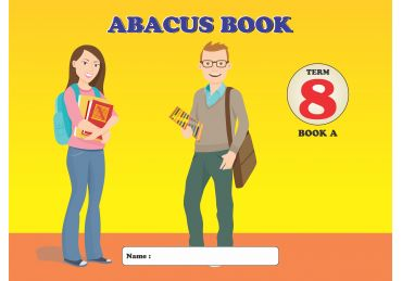 Abacus Book - Term 8 AB Set