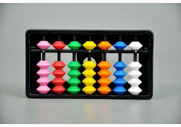 Student Abacus Multicolour 7 Rod